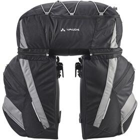 VAUDE SE Traveller Comfort 2 alforjas, black/anthracite
